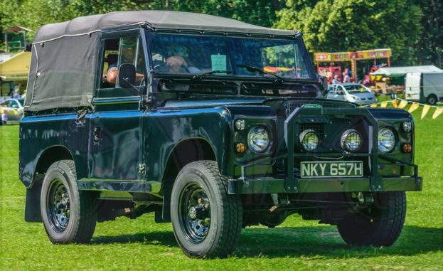 FDLCVS-166-GC-2019-1969 LAND ROVER SERIES 2
