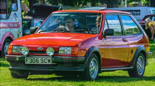 FDLCVS-188-GC-2019-1988 FORD FIESTA XR2