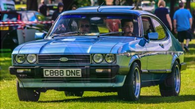 FDLCVS-193-GC-2019-1986 FORD CAPRI INJECTION