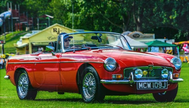 FDLCVS-224-GC-2019-1971 MG ROADSTER