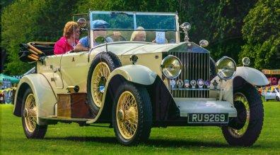 FDLCVS-229-GC-2019-1929 ROLLS ROYCE 20 TOURER