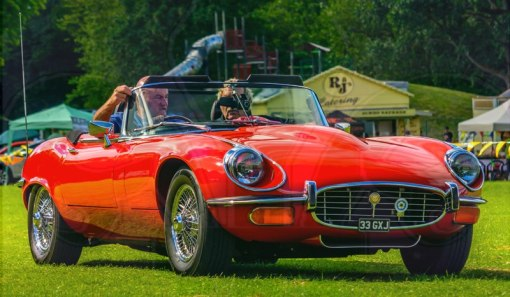 FDLCVS-230-GC-2019-1972 JAGUAR E TYPE