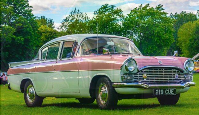 FDLCVS-240-GC-2019-1962 VAUXHALL VELOX