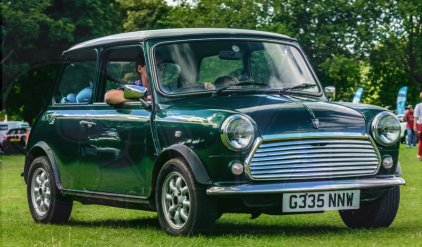 FDLCVS-244-GC-2019-1990 ROVER MINI RACG FLAME CHECKMATE