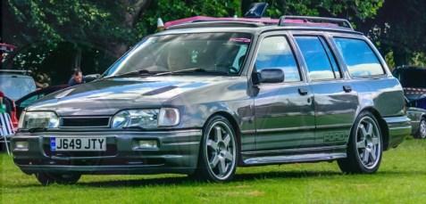 FDLCVS-253-GC-2019-1992 FORD SIERRA GHIA I AUTO