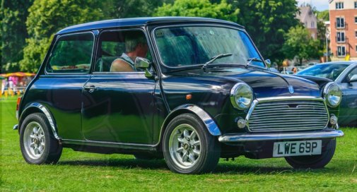 FDLCVS-259-GC-2019-1976 MORRIS MINI SDL