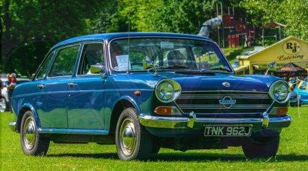 FDLCVS-269-GC-2019-1971 MORRIS 1800 AUTO