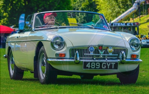 FDLCVS-293-GC-2019-1963 MG MGB ROADSTAR
