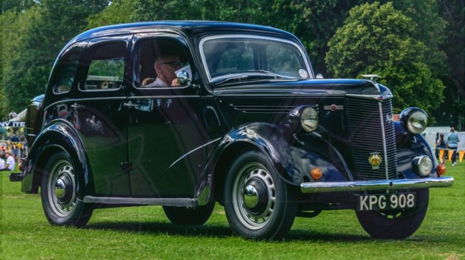 FDLCVS-331-GC-2019-1946 FORD PREFECT