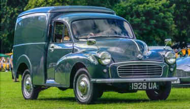 FDLCVS-334-GC-2019-1959 MORRIS MINOR VAN