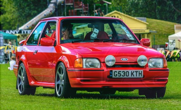 FDLCVS-338-GC-2019-1990 FORD ESCORT RS TURBO