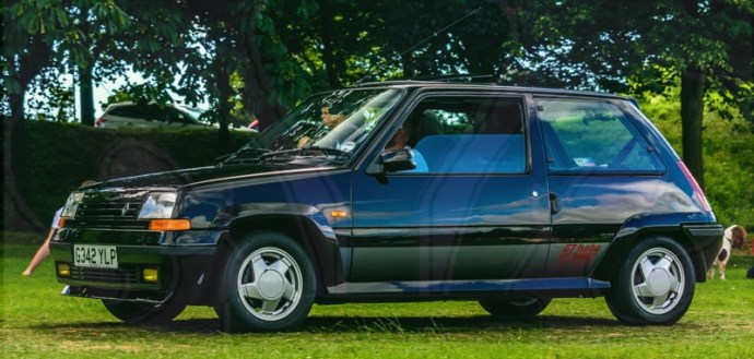 FDLCVS-345-GC-2019-1990 RENAULT 5 GT TURBO