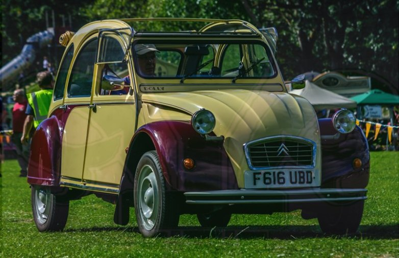 FDLCVS-355-GC-2019-1988 CITROEN 2CV6 DOLLY