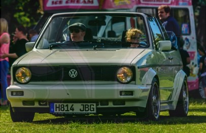 FDLCVS-357-GC-2019-1991 VOLKSWAGEN GOLF CLIPPER CABRIO