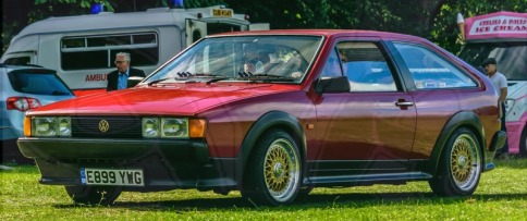 FDLCVS-359-GC-2019-1988 VOLKSWAGEN SCIROCCO GT