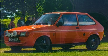 FDLCVS-412-GC-2019-1988 FORD FIESTA XR2