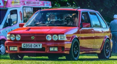 FDLCVS-418-GC-2019-1989 MG MAESTRO TURBO