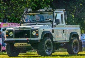 FDLCVS-432-GC-2019-1984 LAND ROVER LR 90 4C REG