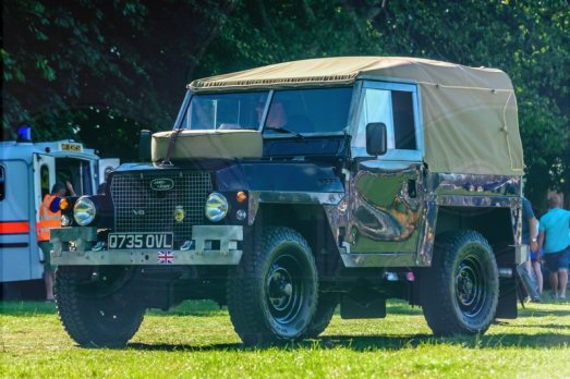 FDLCVS-438-GC-2019-1987 LAND ROVER 88 - 4 CYL